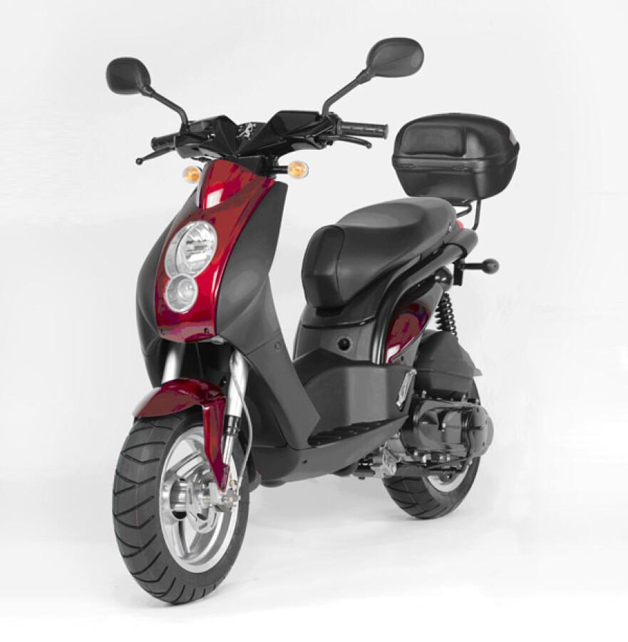 Peugeot Motocycles Ludix 2 Trend Details