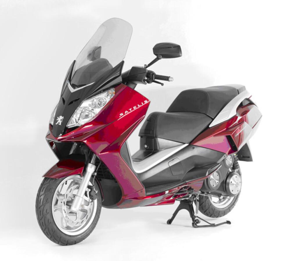 Peugeot Motocycles SATELIS 125 COMPRESSOR Details