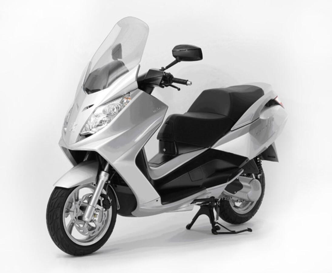 Peugeot Motocycles SATELIS 125 Premium Details