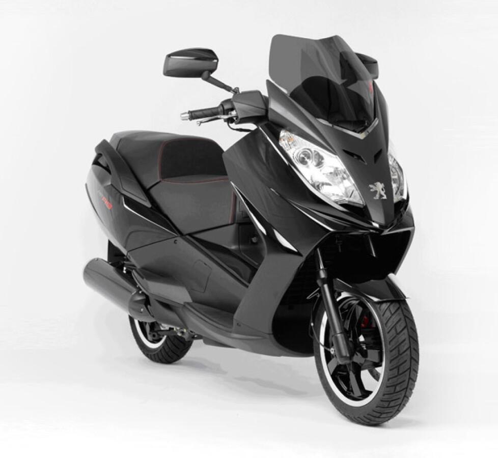 Peugeot Motocycles Satelis 125 RS Premium Details