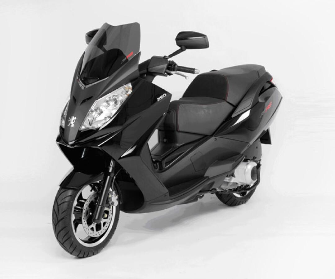 Peugeot Motocycles Satelis 250 Premium Details