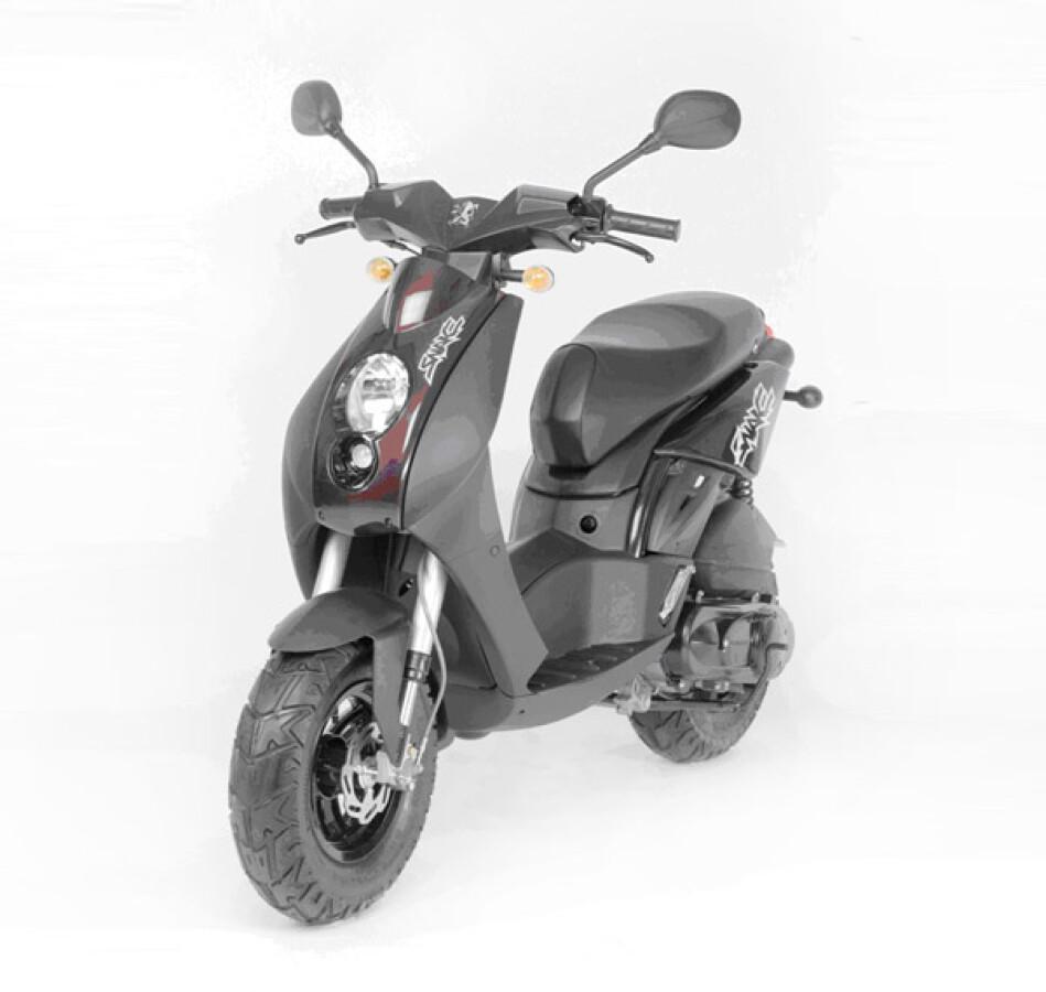 Peugeot Motocycles Snake Details