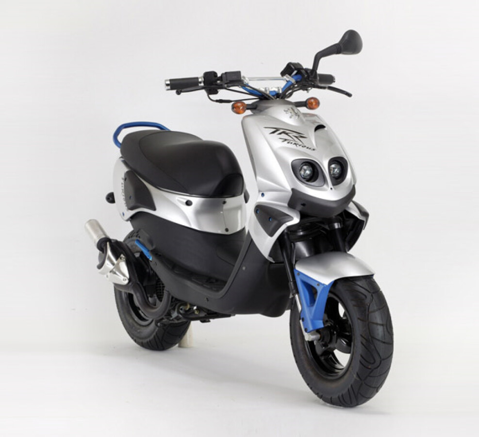 Peugeot Motocycles TKR Furios Details