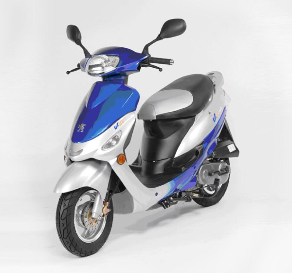 Peugeot Motocycles V-CLIC Details