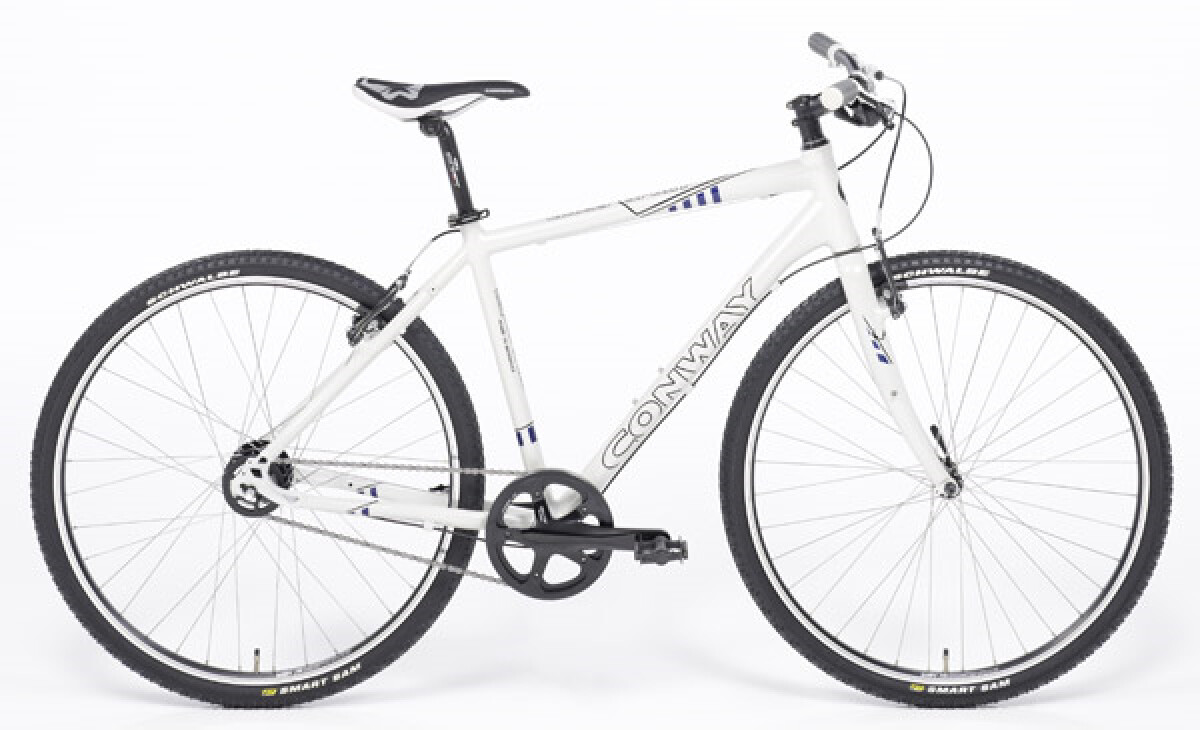 Conway CS 580 Speed Details