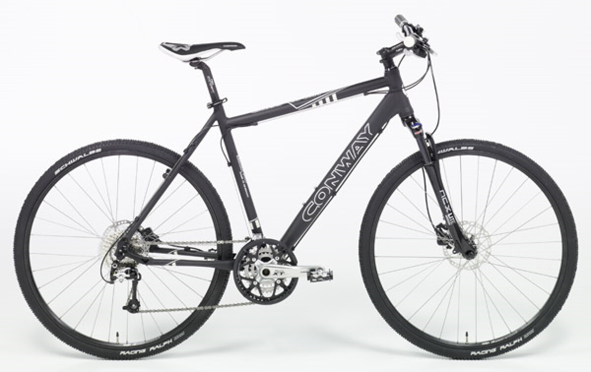 Conway CS Limited XT Details