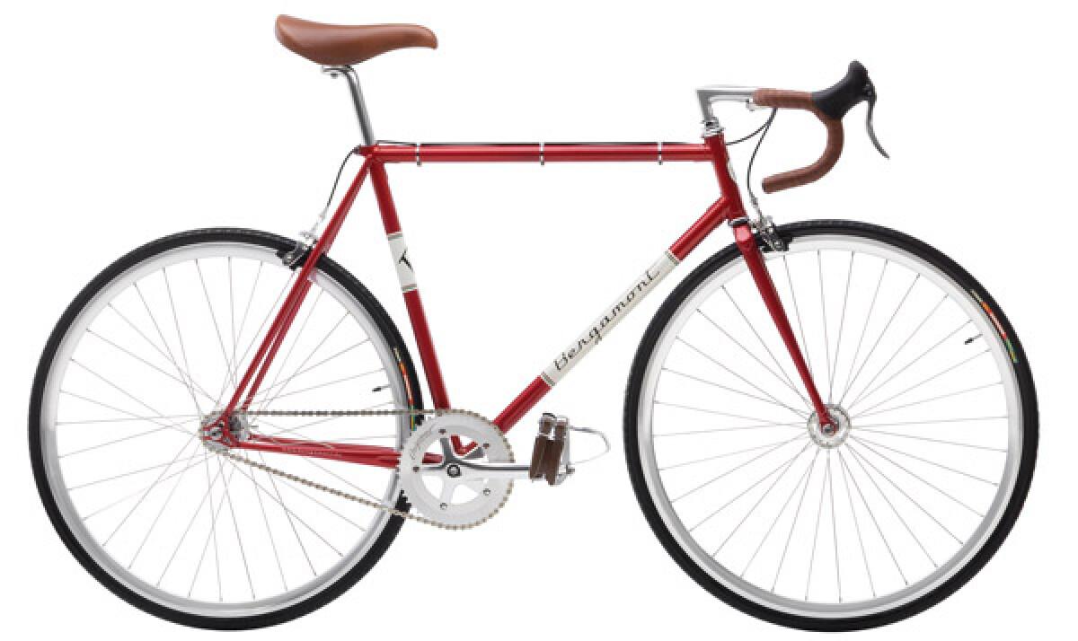 Bergamont Single Speed Classic Details