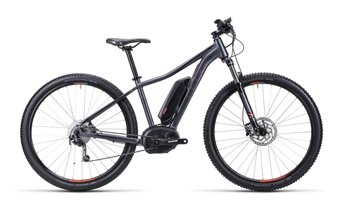 Cube Access WLS Hybrid Pro anthrazit´n´coral Details