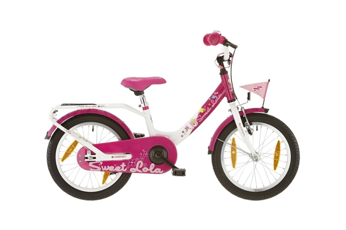 Falter Sweet Lola Alu Pink/Weiß Details