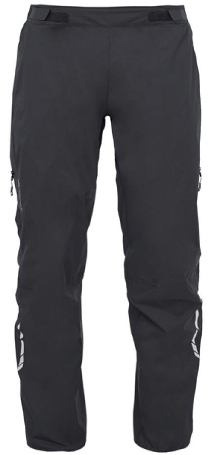 VAUDE Men's Tremalzo Rain Pants schwarz Details