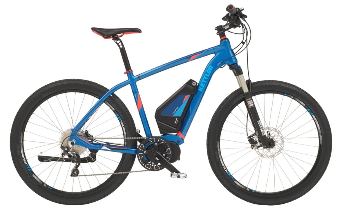 Kettler Bike BOSTON E X Details