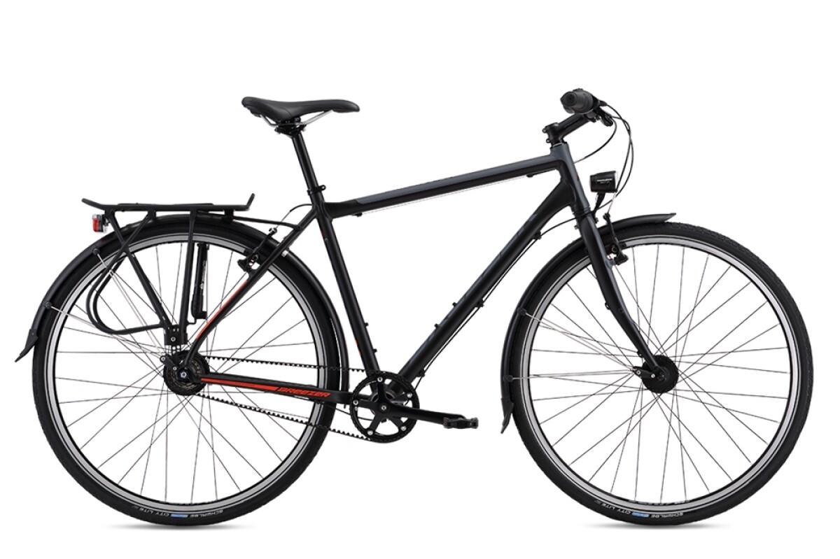 Breezer Bikes Beltway 8 + V-Brake Details