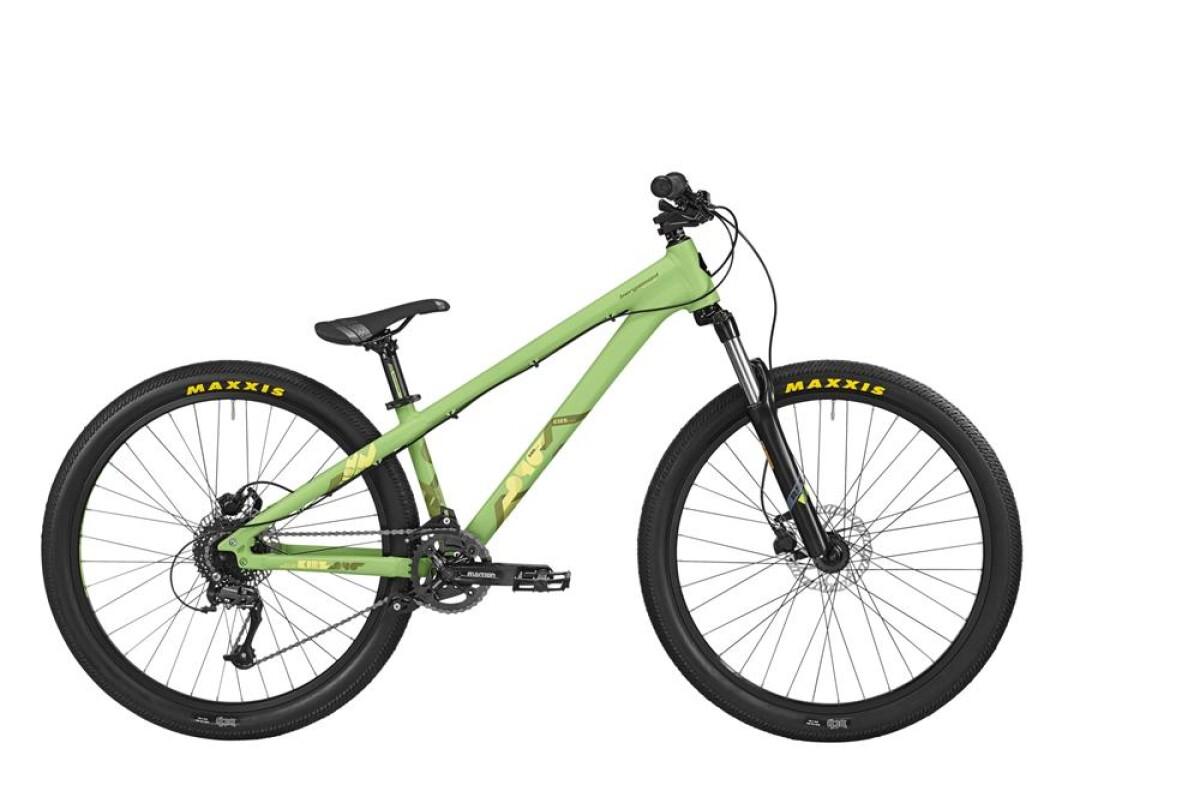 Bergamont Kiez 040 8 speed Details