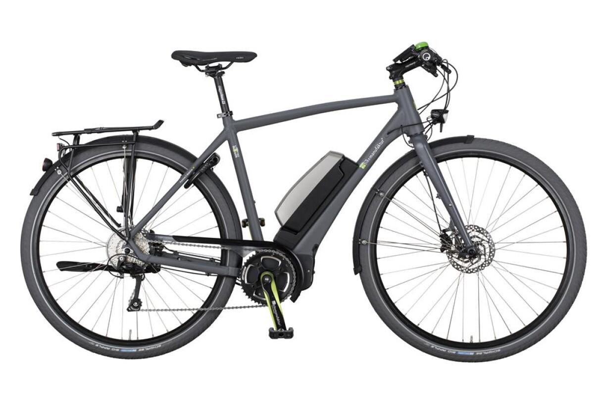 e-bike manufaktur N9UN Brose 500 Wh Shimano Deore XT 10-Gang / Disc Details