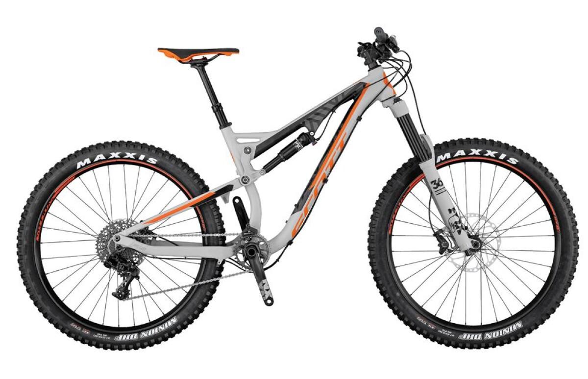 Scott Genius LT 720 Plus Details