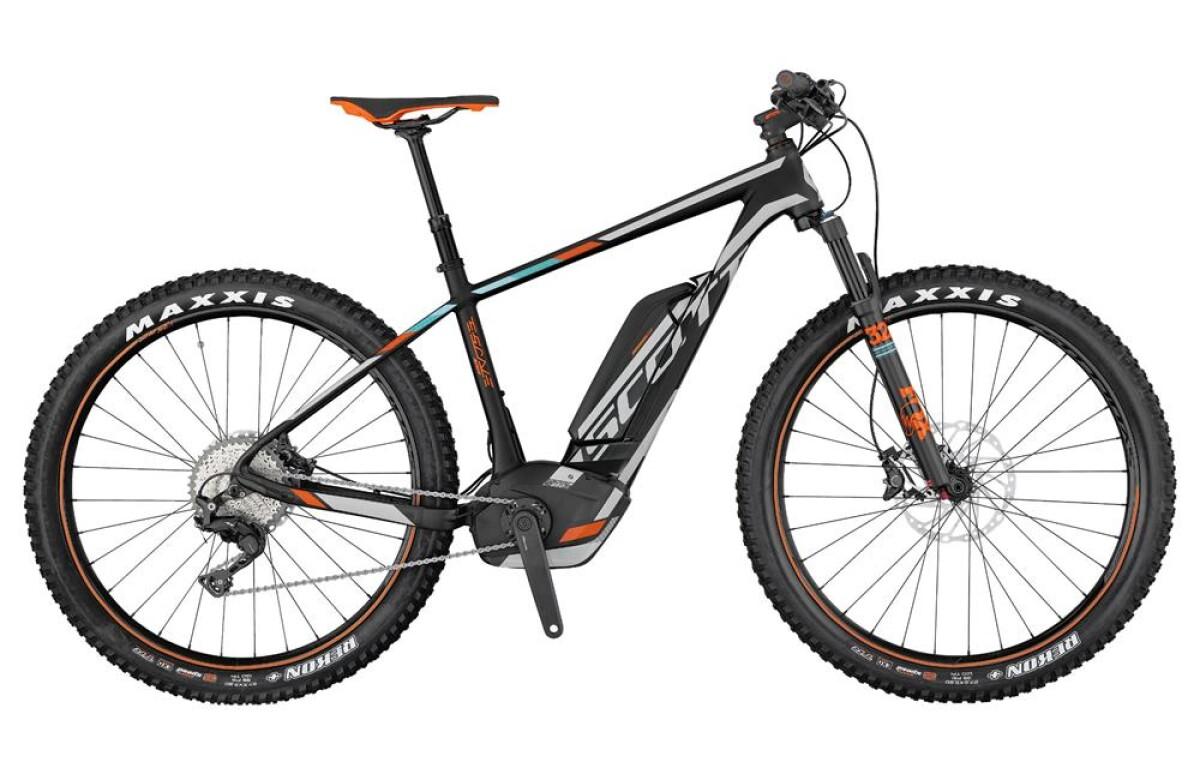 Scott E-Scale 710 Plus Details