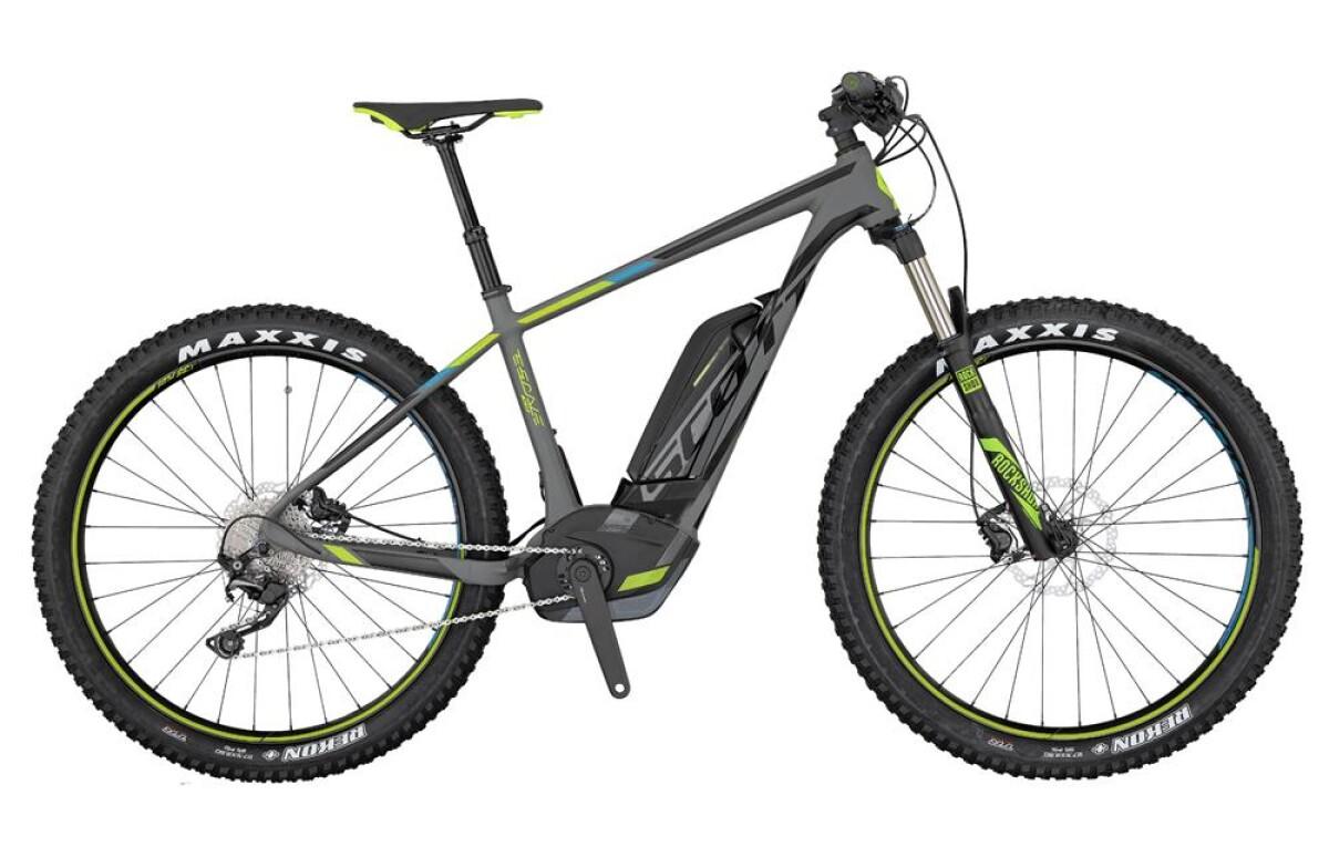 Scott E-Scale 720 Plus Details