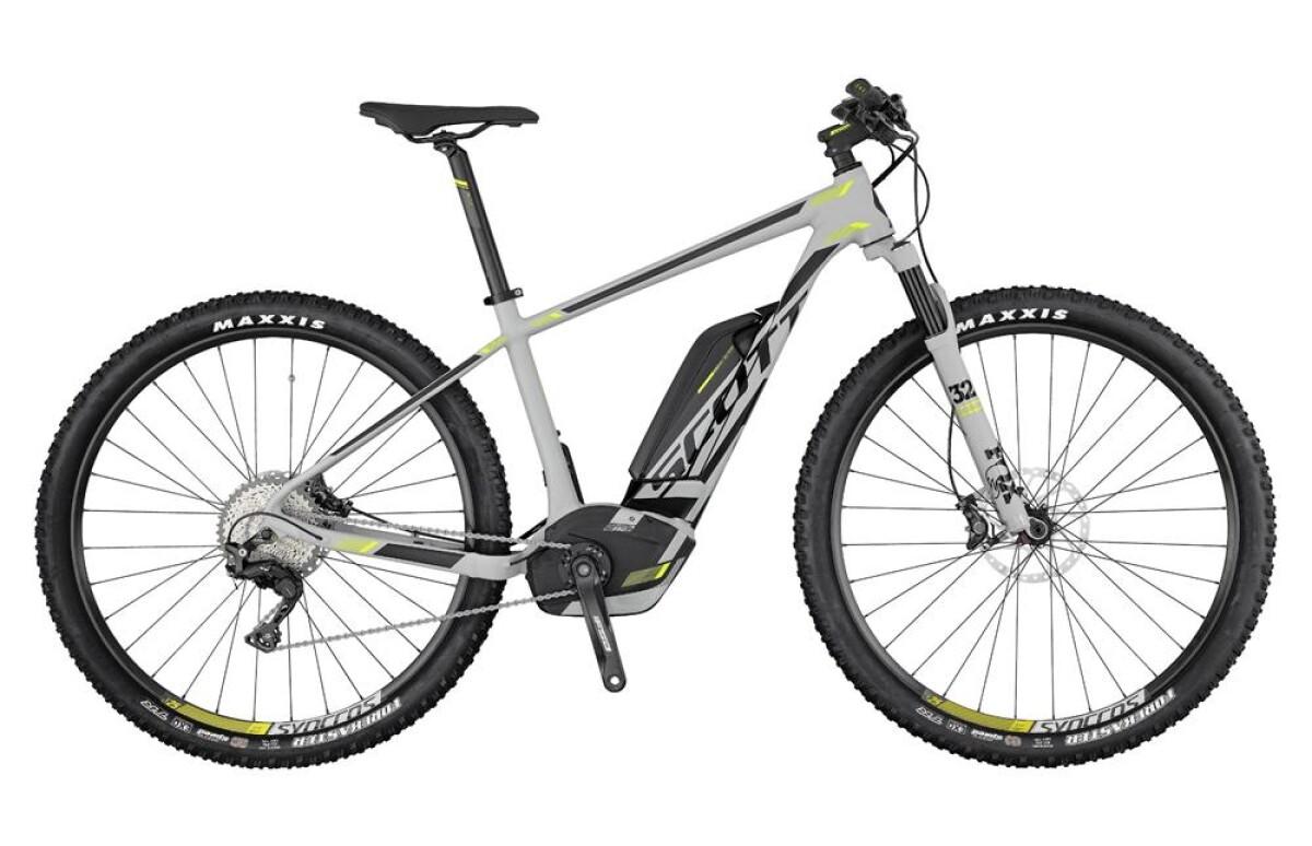 Scott E-Scale 910 Details