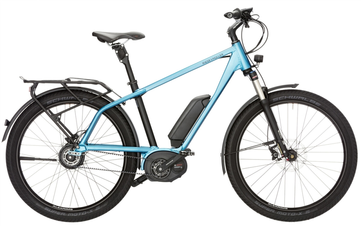 Riese und Müller Charger GT nuvinci Details