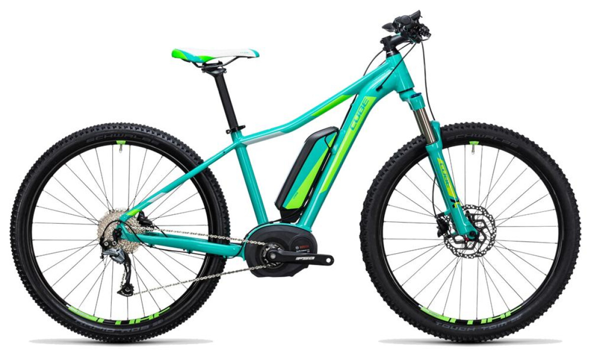 Cube Access WLS Hybrid ONE 400 mint´n´green Details