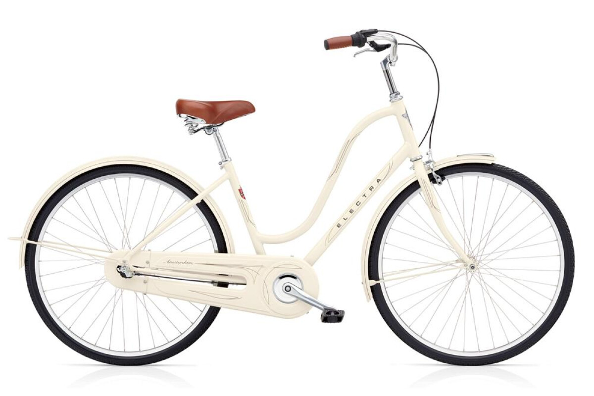Electra Bicycle Amsterdam Original 3i Ladies' Details