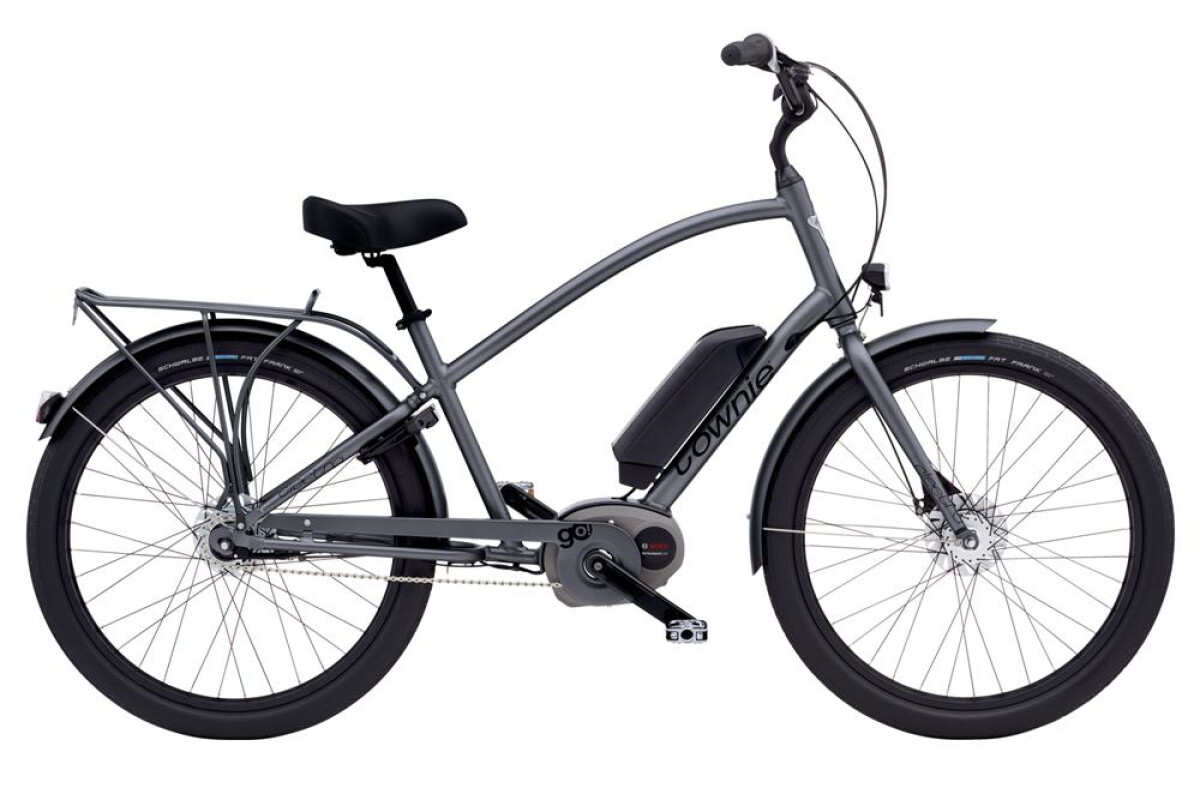 Electra Bicycle Townie Go! 8i Men's Non-US Details