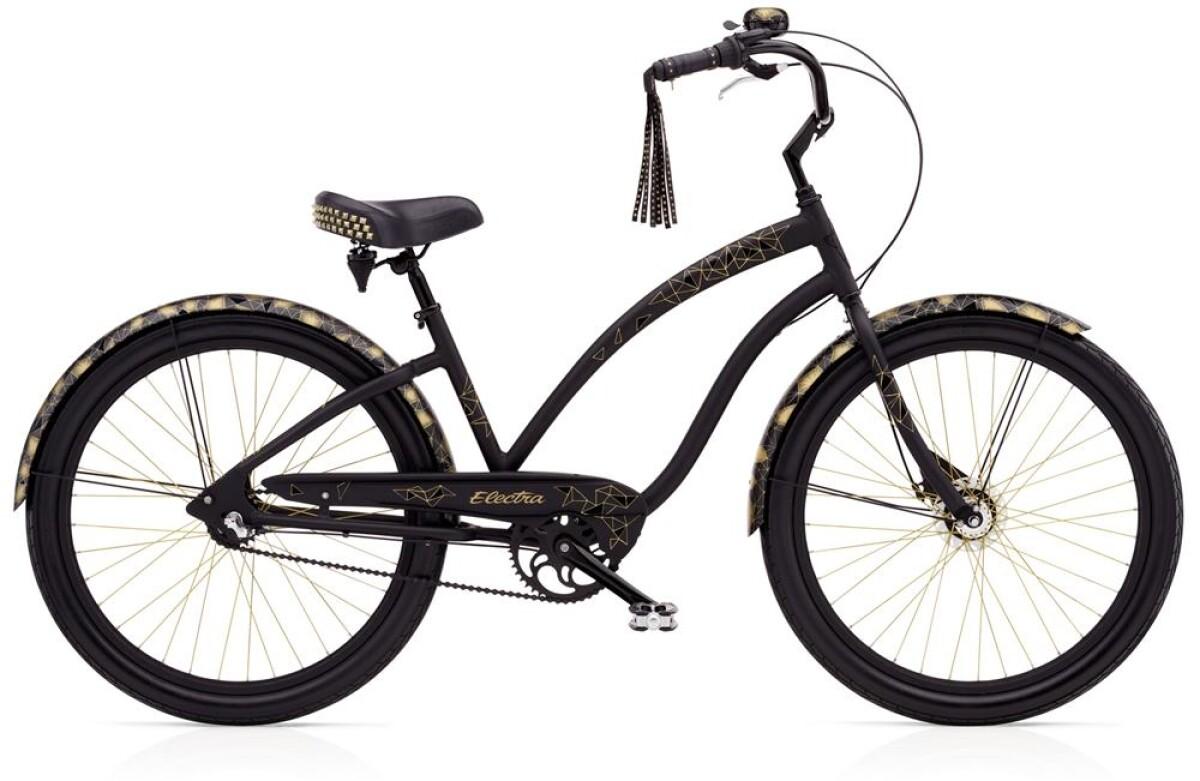 Electra Bicycle Glam Punk 3i Ladies' Details