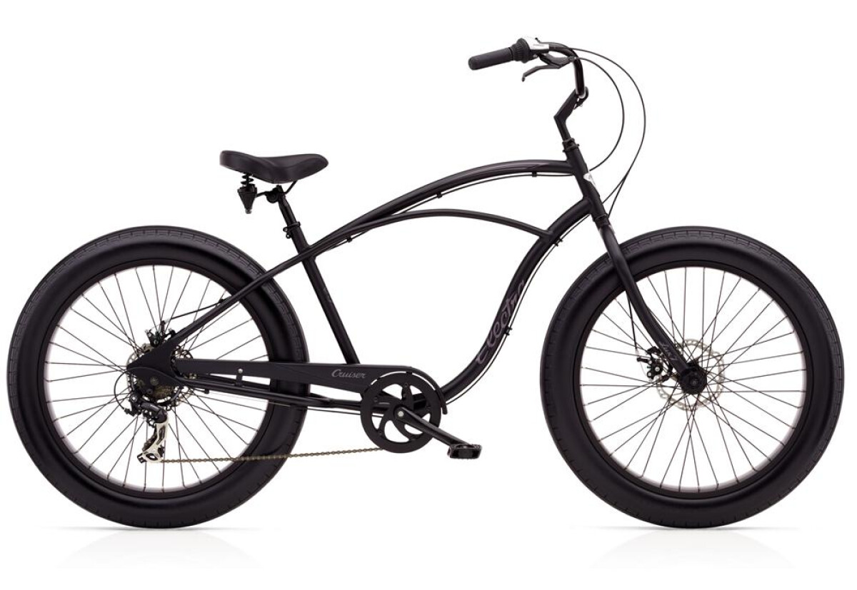 Electra Bicycle Cruiser Lux Fat 7D Men's Details