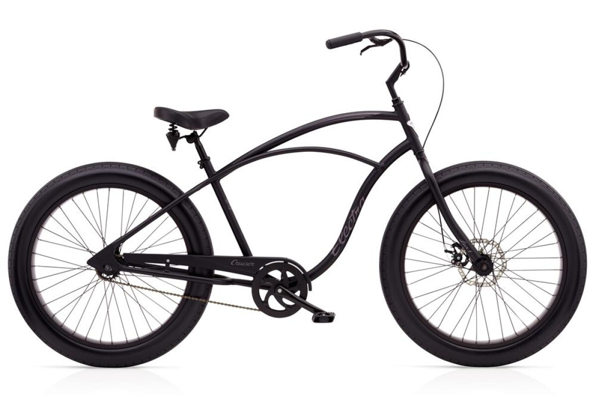 Electra Bicycle Cruiser Lux Fat 1 Men's Details