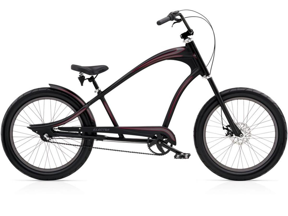 Electra Bicycle REVIL 3I MEN'S 24 Details