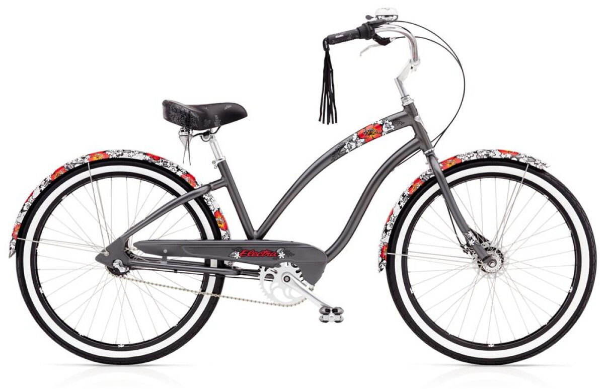 Electra Bicycle WILD FLOWER 3I LADIES' 26 Details