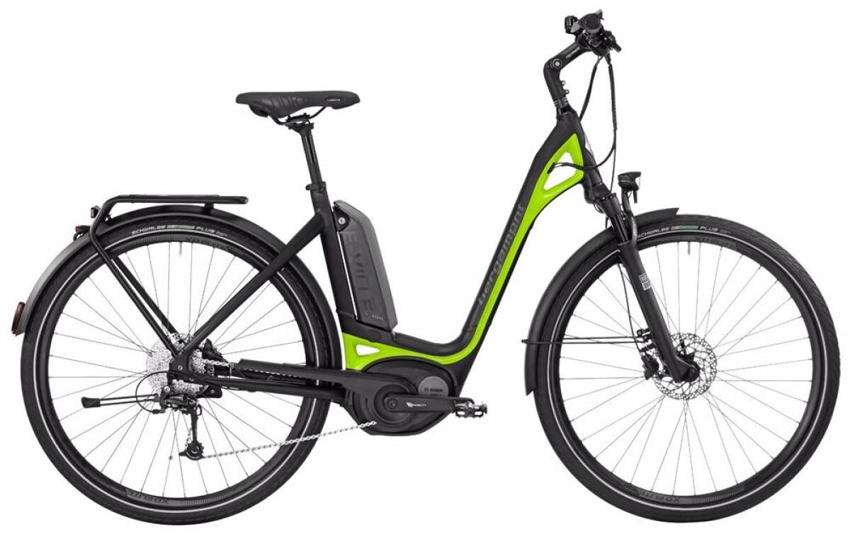 Bergamont BGM Bike E-Ville Deore Details