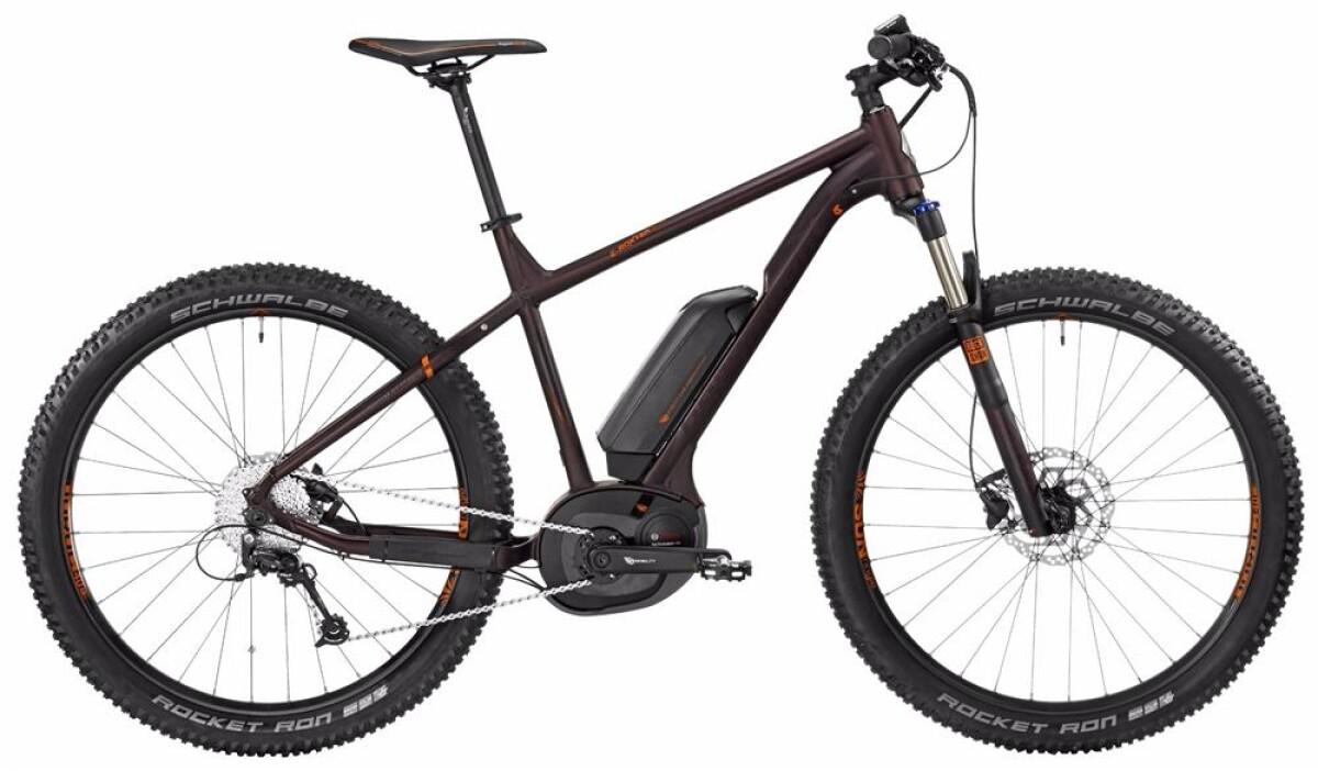 Bergamont BGM Bike E-Roxter 6.0 Plus Details