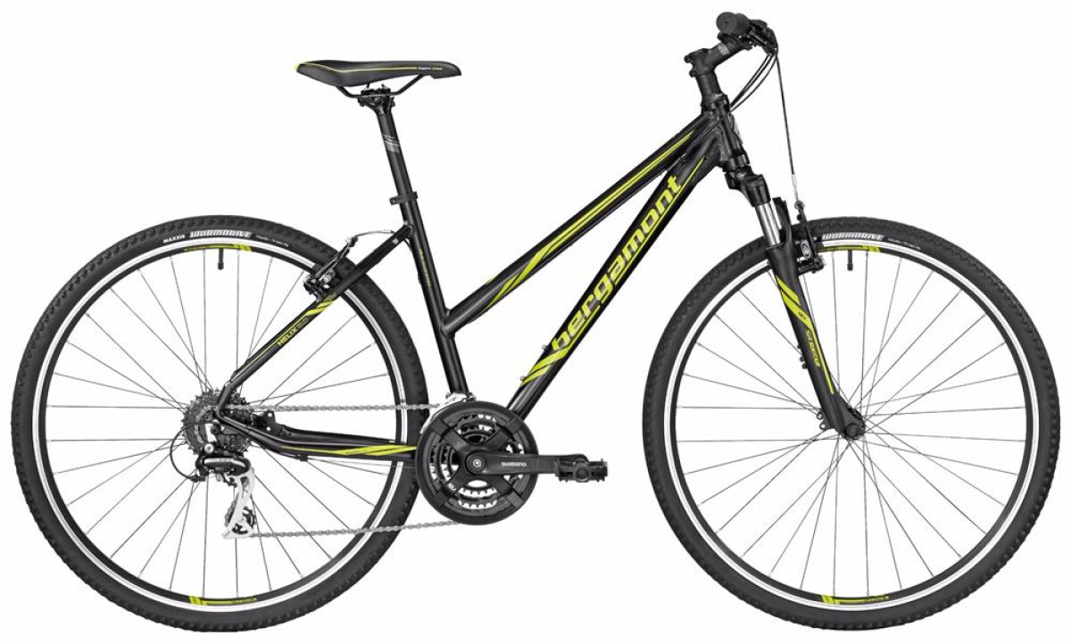 Bergamont BGM Bike Helix 3.0 Lady Details