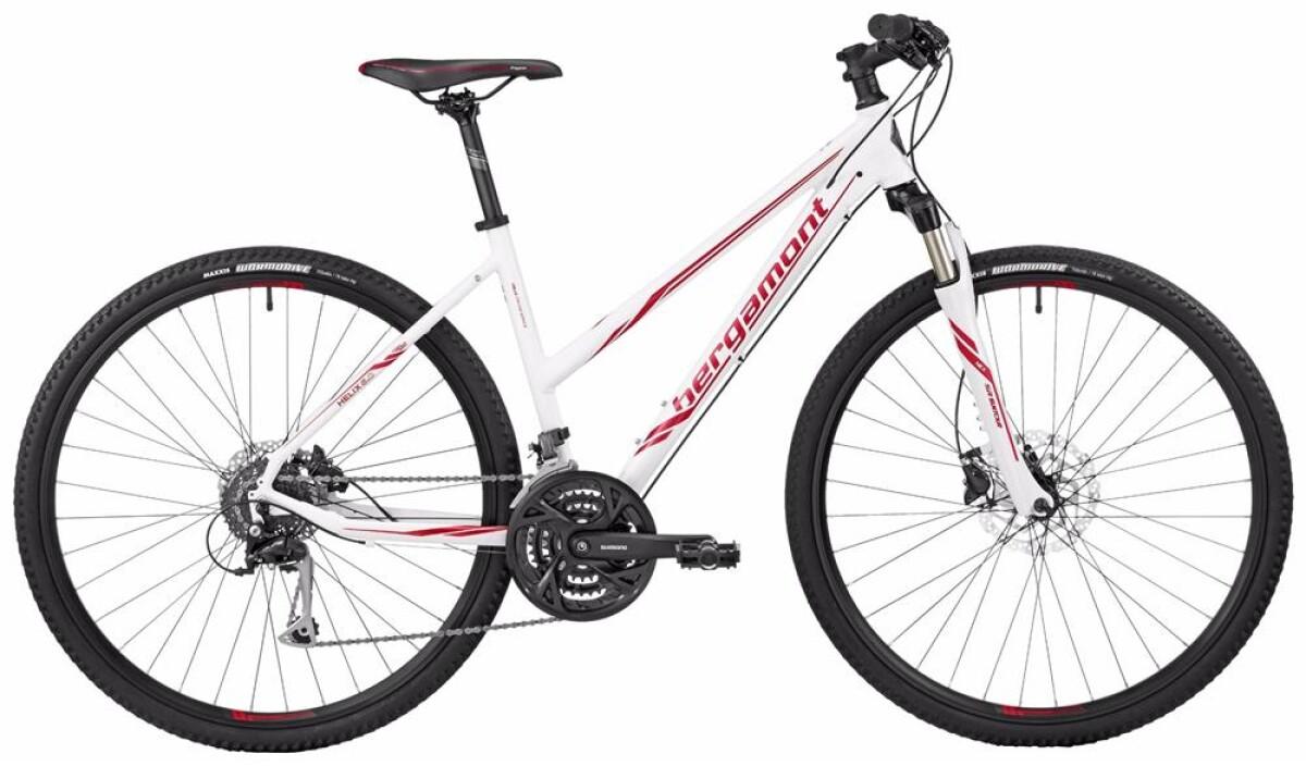 Bergamont BGM Bike Helix 5.0 Lady Details