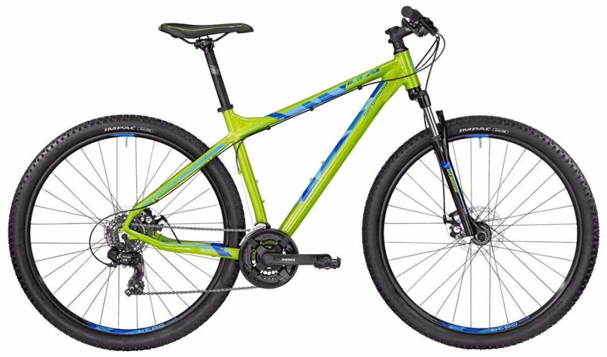 Bergamont BGM Bike Revox 2.0 Details