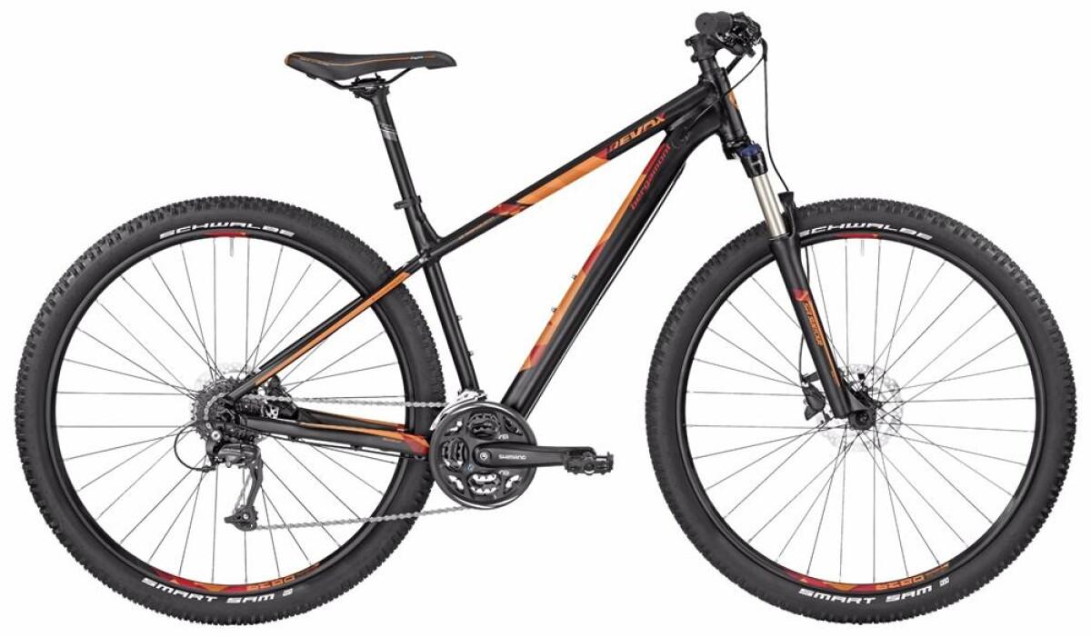 Bergamont BGM Bike Revox 4.0 Details
