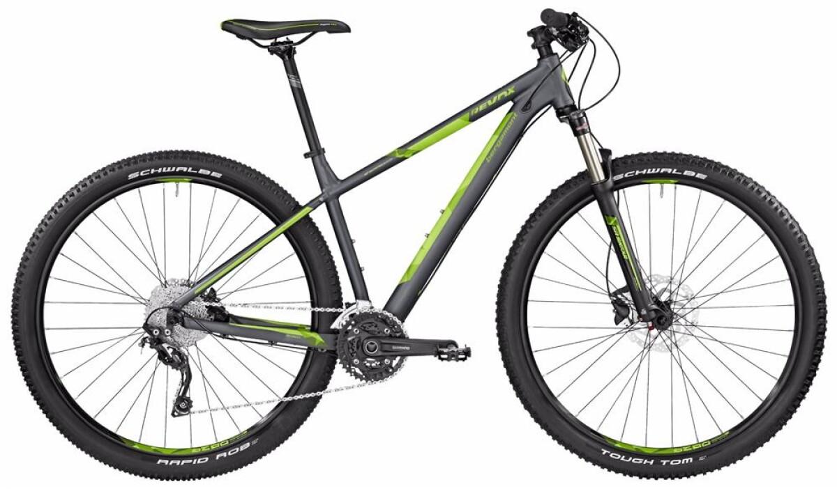 Bergamont BGM Bike Revox 6.0 Details