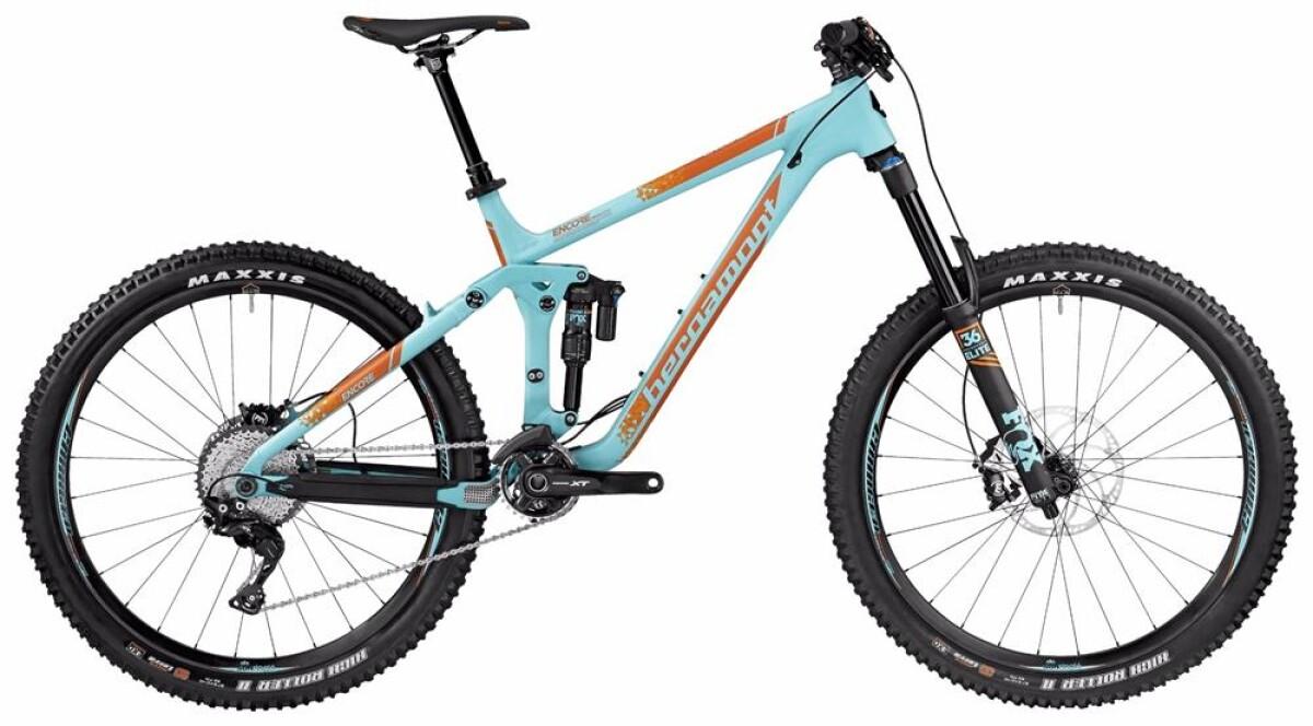 Bergamont BGM Bike EnCore 9.0 Details