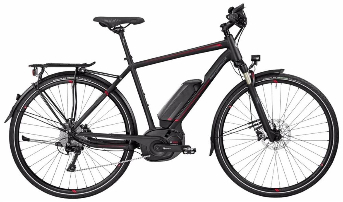 Bergamont BGM Bike E-Horizon 8.0 Gent Details