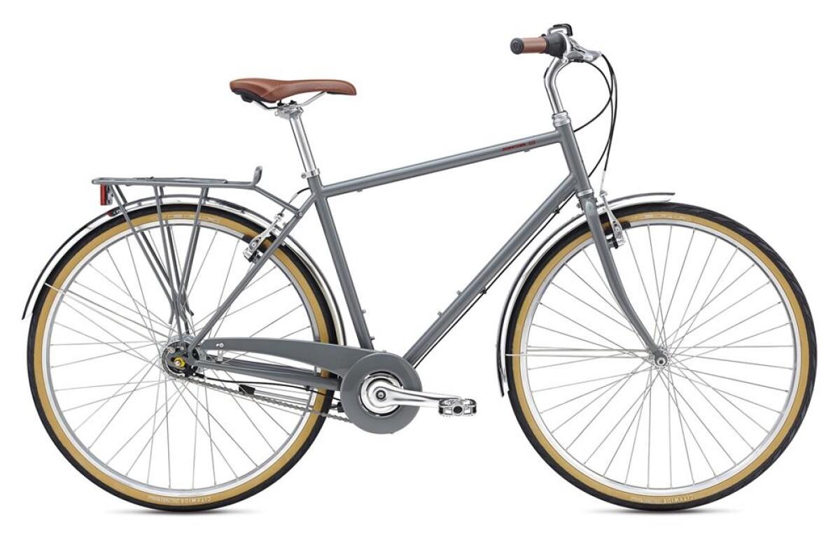 Breezer Bikes Downtown 8 Details