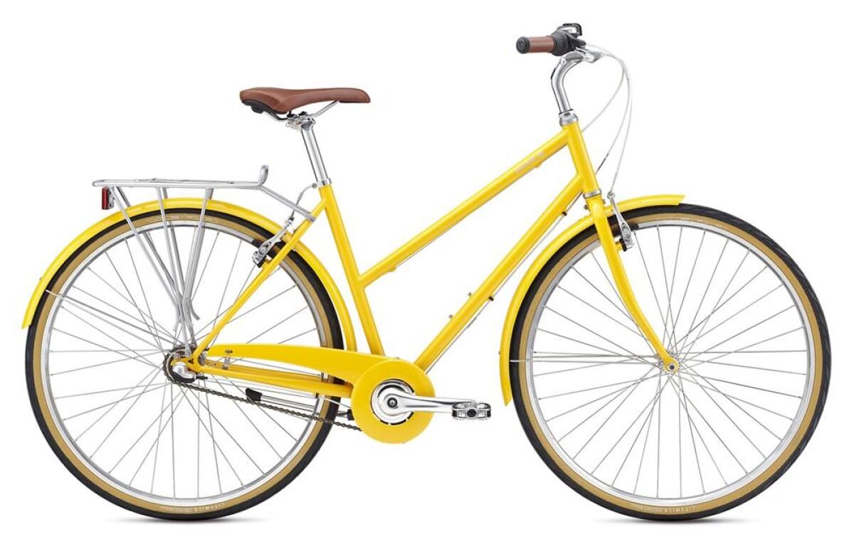 Breezer Bikes Downtown 3 ST Details