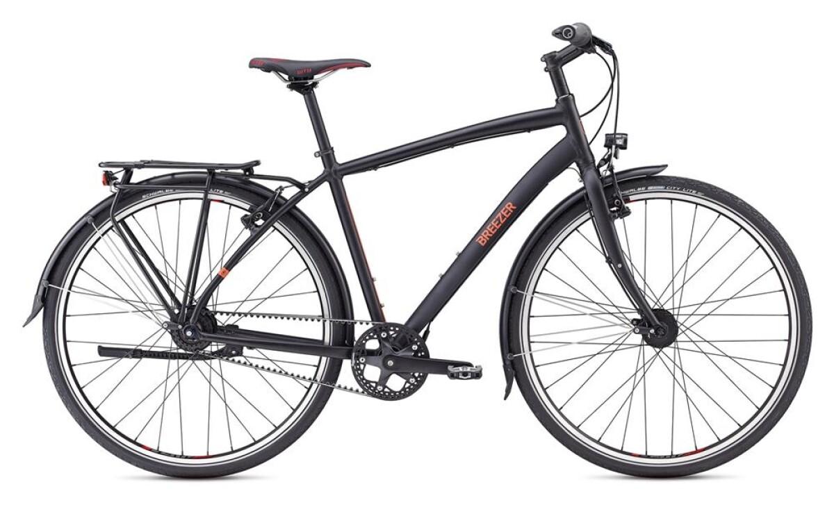 Breezer Bikes Beltway 8 + V Details
