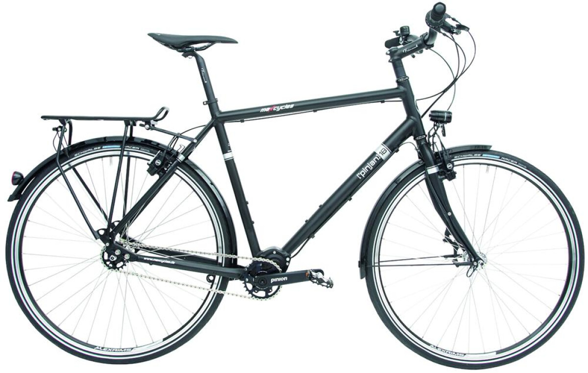 Maxcycles Pinjen GTS Details