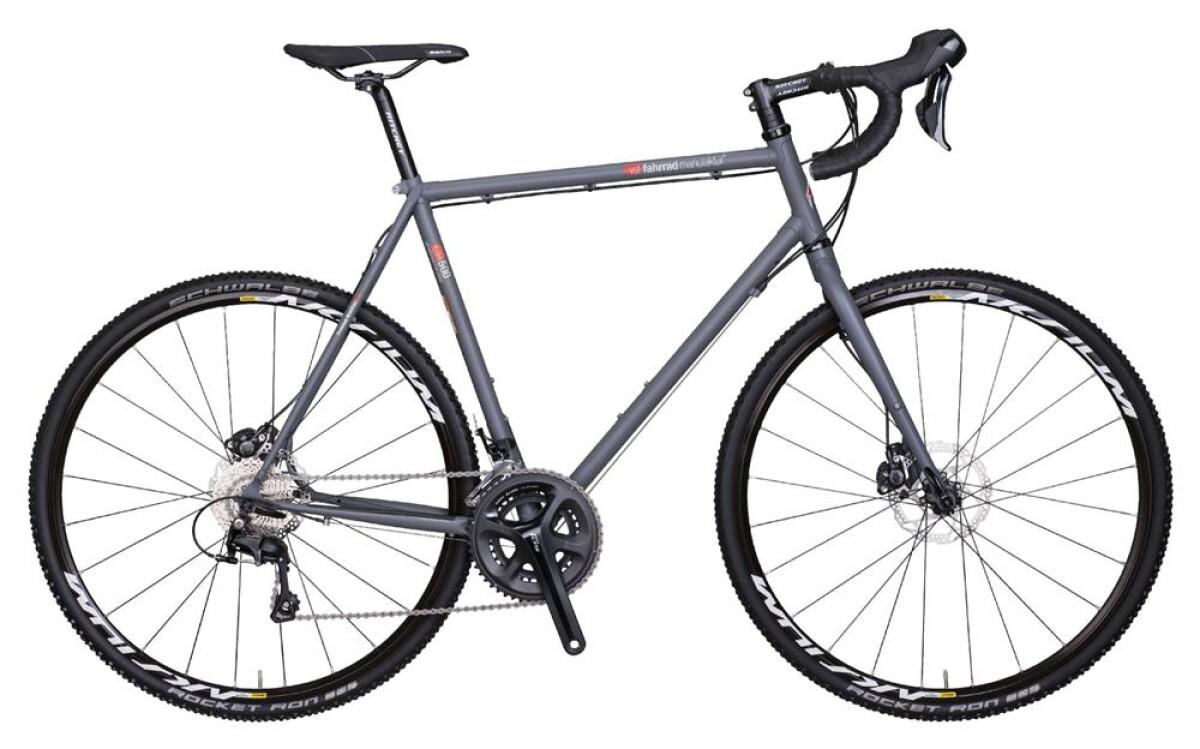 VSF Fahrradmanufaktur Cross CR-500 Shimano 105 2x11-Gang / Disc Details