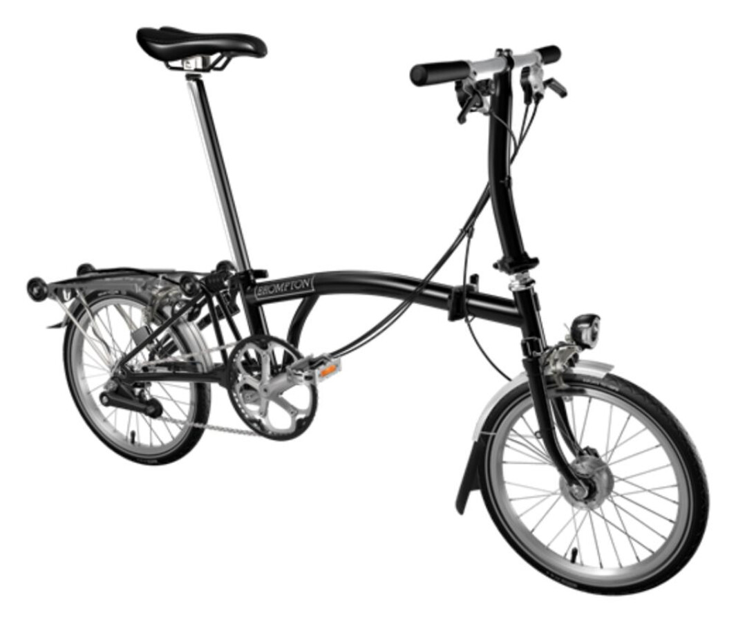 Brompton S6RD Details
