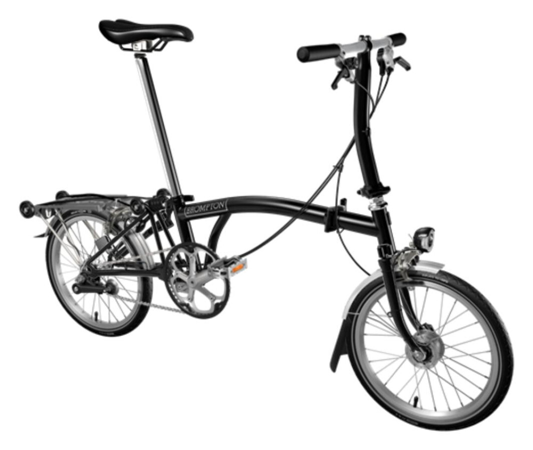 Brompton S3RD Details
