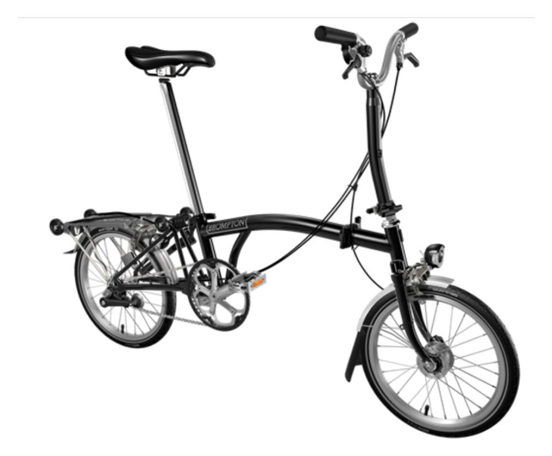 Brompton M3RD Details