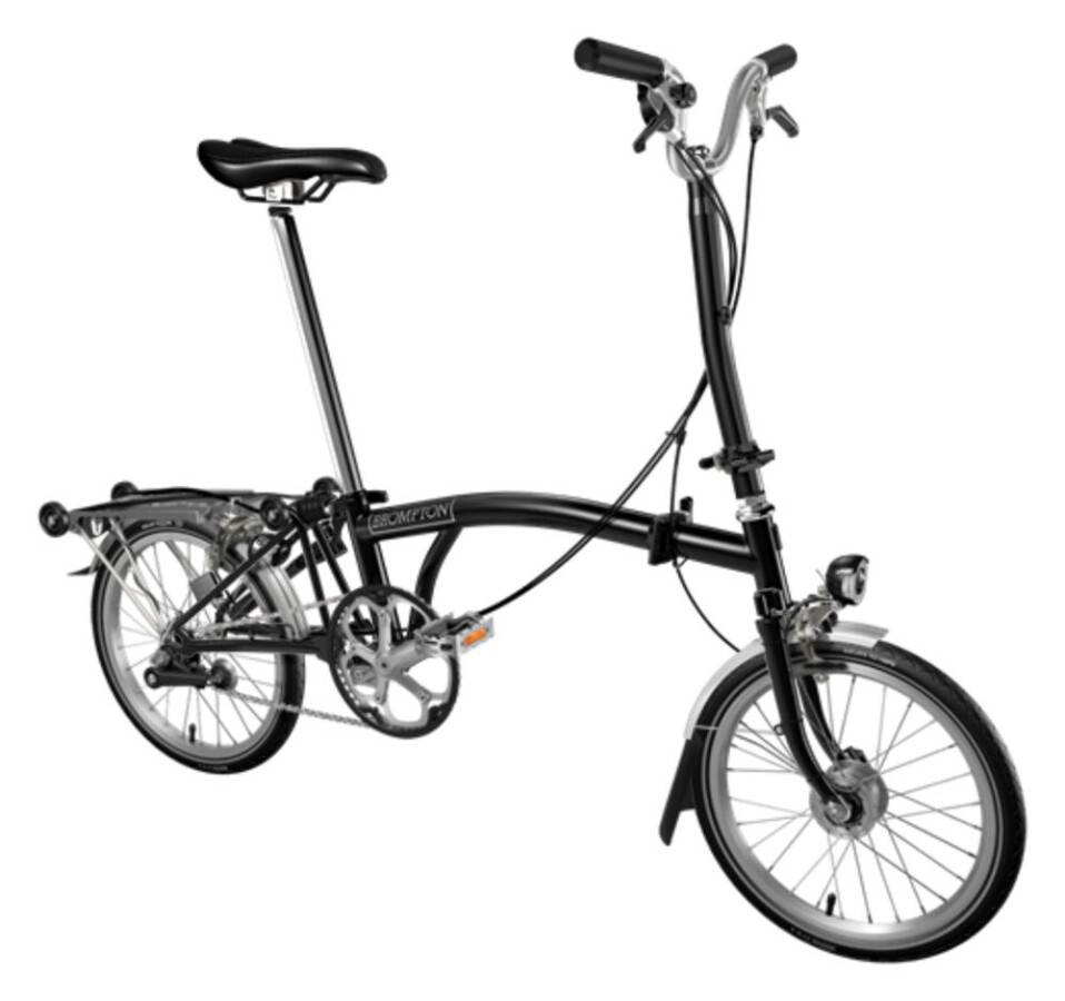 Brompton H3RD Details