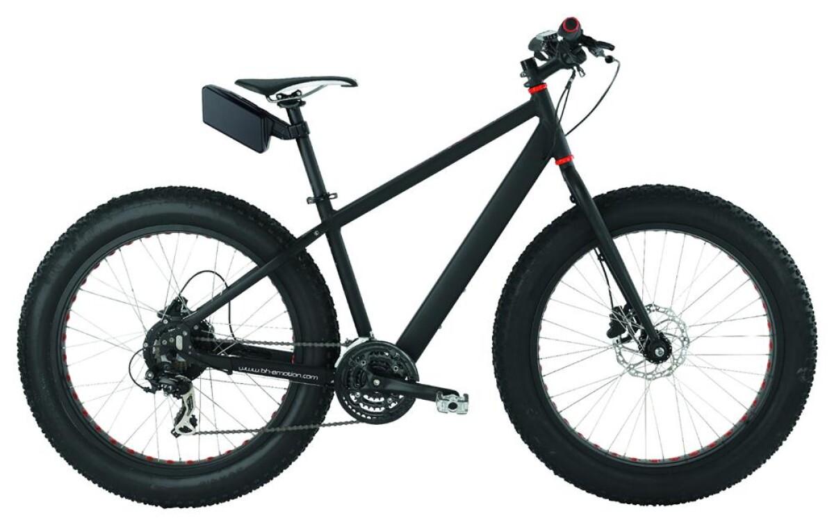 BH Bikes EASYGO BIG BUD Details